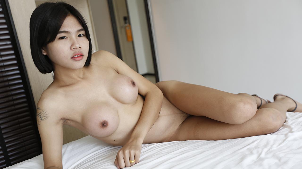 Asian tranny best tits